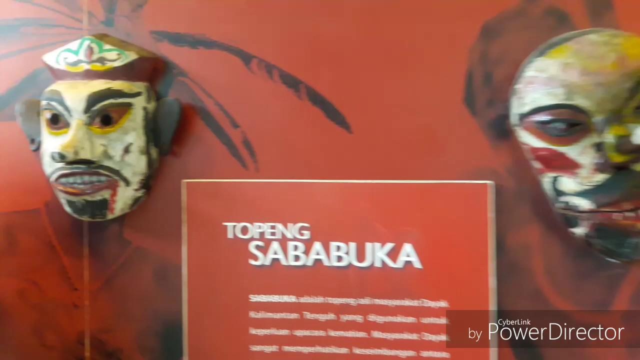 Destinasi Wisata Sejarah Palangkaraya Museum Balanga Youtube Kota