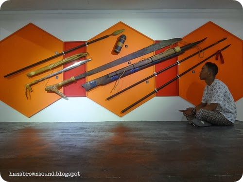 Good Morning Freedom Palangkaraya Museum Balanga Tiang Tempat Mengikat Hewan