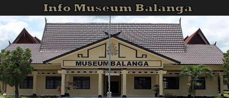 Info Museum Balanga Kota Palangkaraya