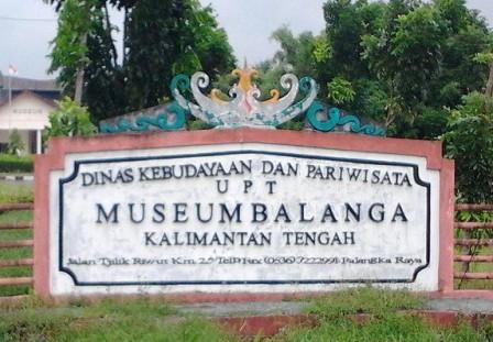 Kenali Suku Dayak Lewat Museum Balanga Multimedia Center Provinsi Kalimantan