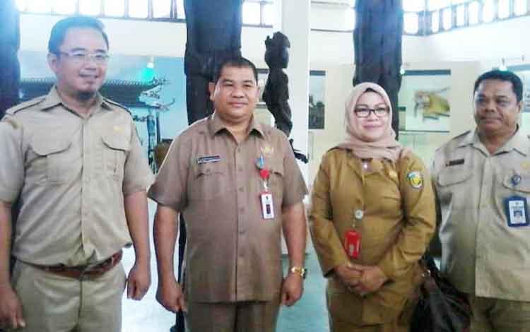 Kepala Disbudpar Kalteng Sidak Museum Balanga Didapati Dinas Kebudayaan Pariwisata