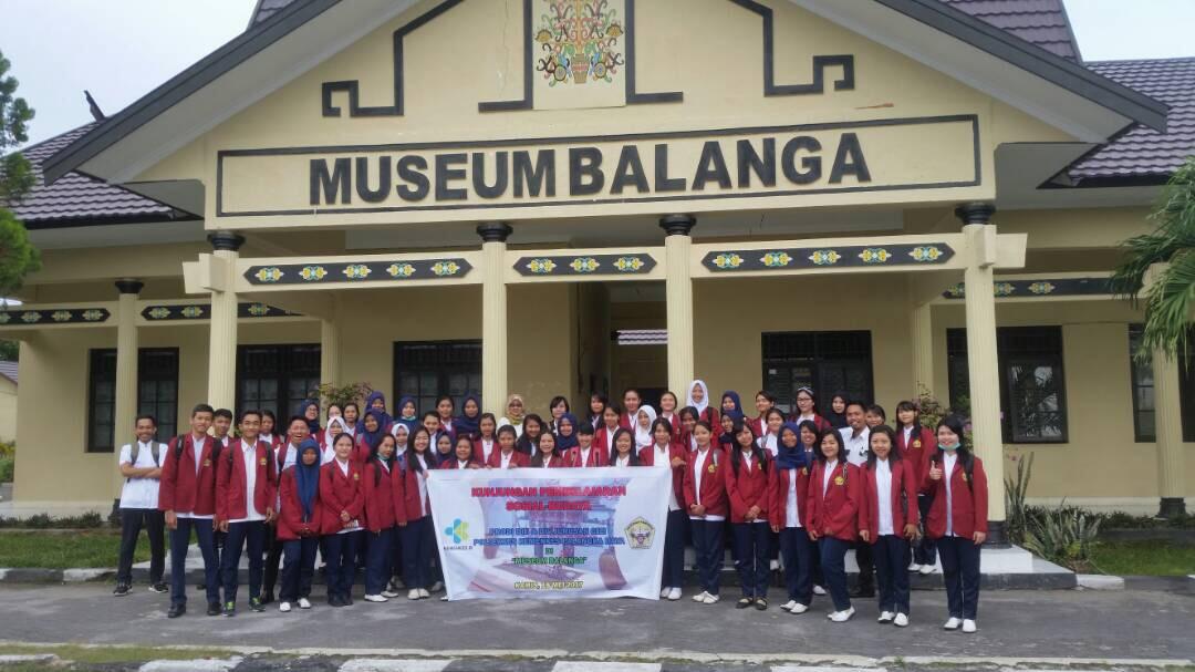 Mahagapuri Post Museum Balanga Palangka Raya Kota Palangkaraya