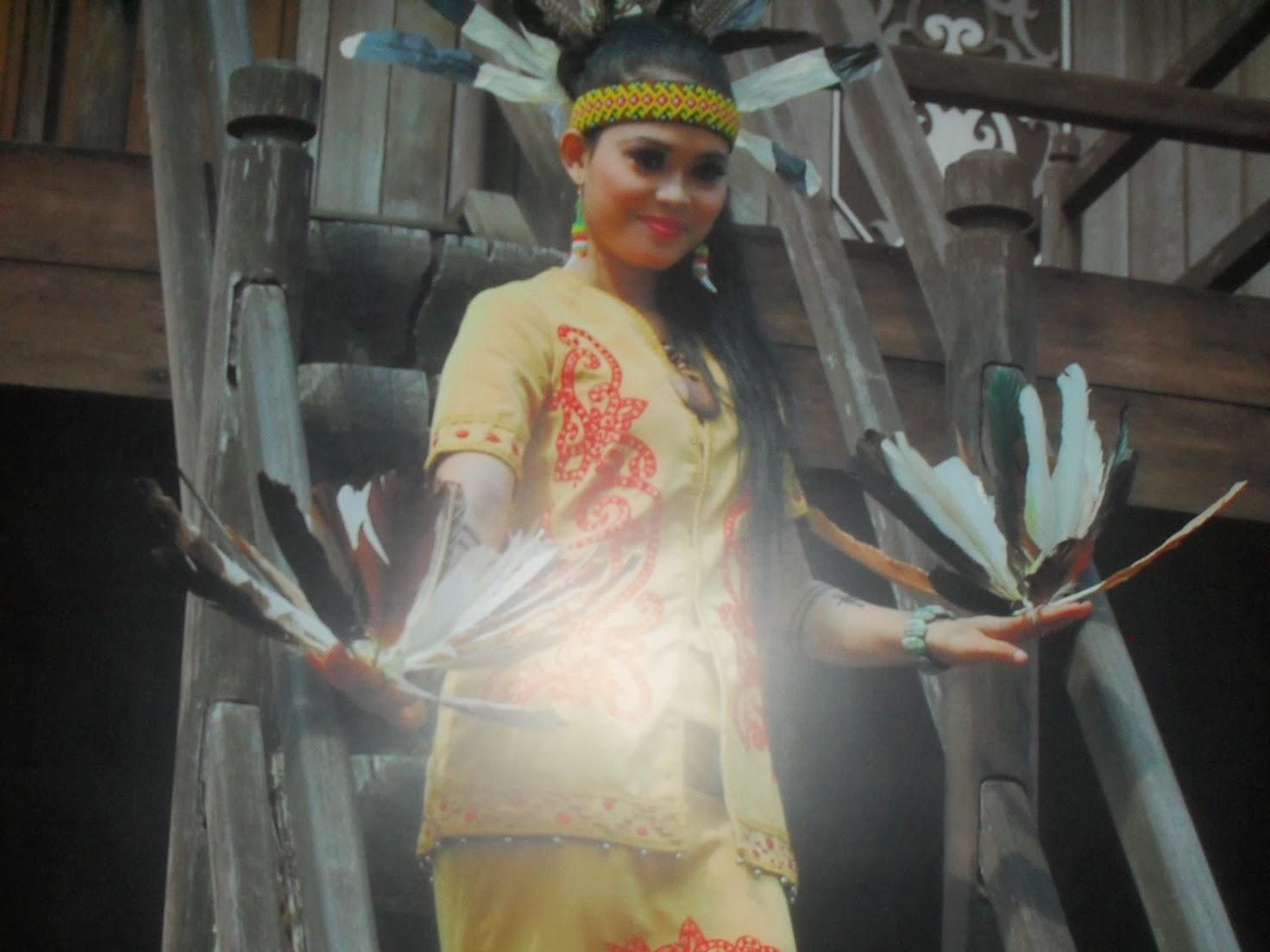 Mahakam24 Museum Balanga Palangkaraya Kalimantan Tengah Status Tadinya Daerah Keberadaannya