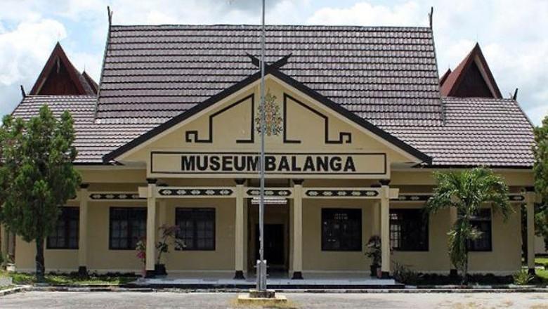 Makin Kenal Suku Dayak Museum Balanga Balang Palangkaraya Museumbalanga Instagram