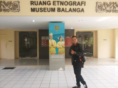 Mengenal Suku Dayak Kal Teng Museum Balanga Briyudistira Blog Kota