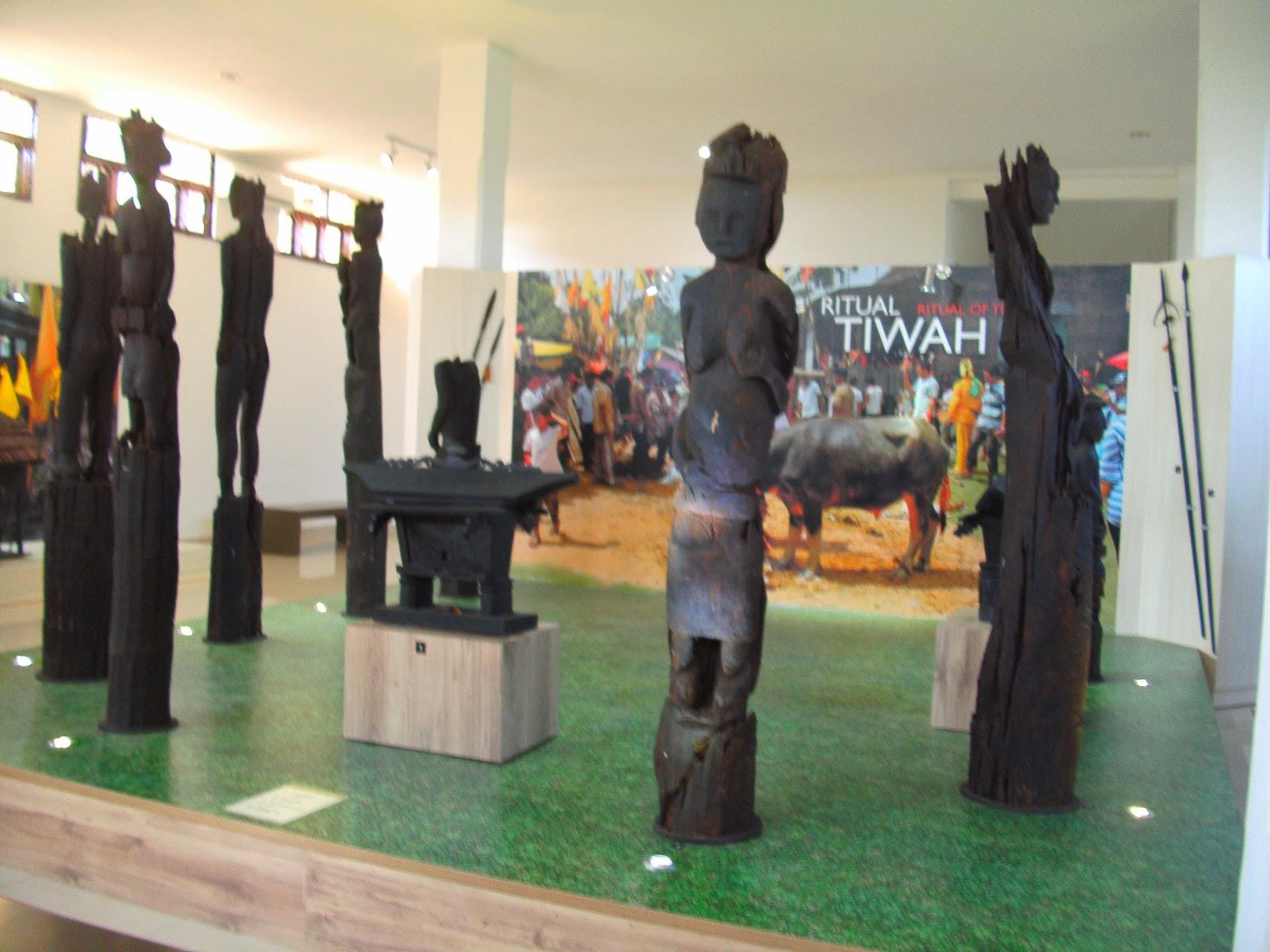 Museum Balanga Indonesia Kota Palangka Raya View Palangkaraya