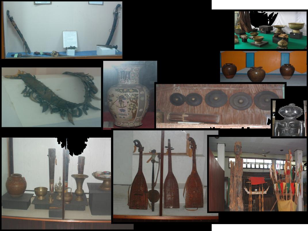 Museum Balanga Indonesia View Kota Palangkaraya