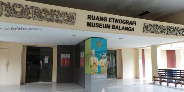 Museum Balanga Obyek Wisata Kota Palangka Raya Indonesia Bombastic Festival