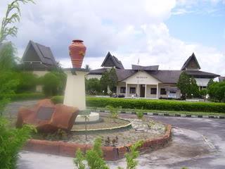 Museum Balanga Palangka Raya Palangkaraya Tourism Central Borneo 300x225 Kota