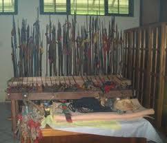 Museum Balanga Palangka Raya Palangkaraya Tourism Central Borneo Thumbs Dayak
