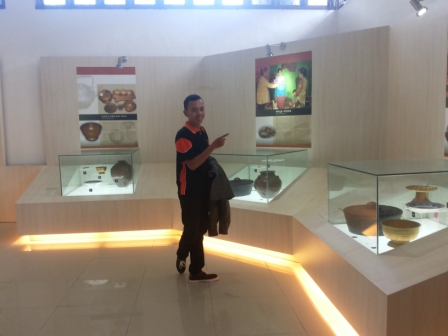Museum Balanga Palangkaraya Kalimantan Tengah Briyudistira Blog Kota