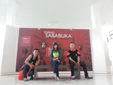 Museum Balanga Palangkaraya Kalimantan Tengah Briyudistira Blog Mengenal Suku Dayak