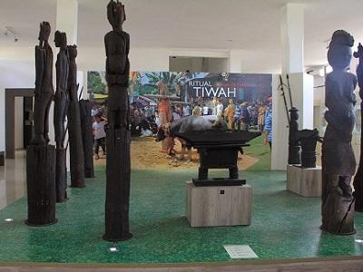 Museum Balanga Palangkaraya Kota