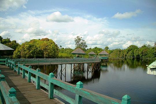 Palangka Raya Tourism Central Borneo Information Tahai Museum Balanga Kota