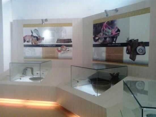 Salah Satu Sudut Koleksi Historika Picture Balanga Museum Kota Palangkaraya