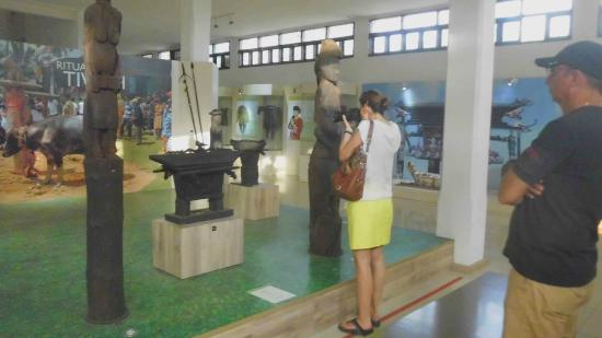 Sapundu Picture Balanga Museum Palangkaraya Tripadvisor Kota