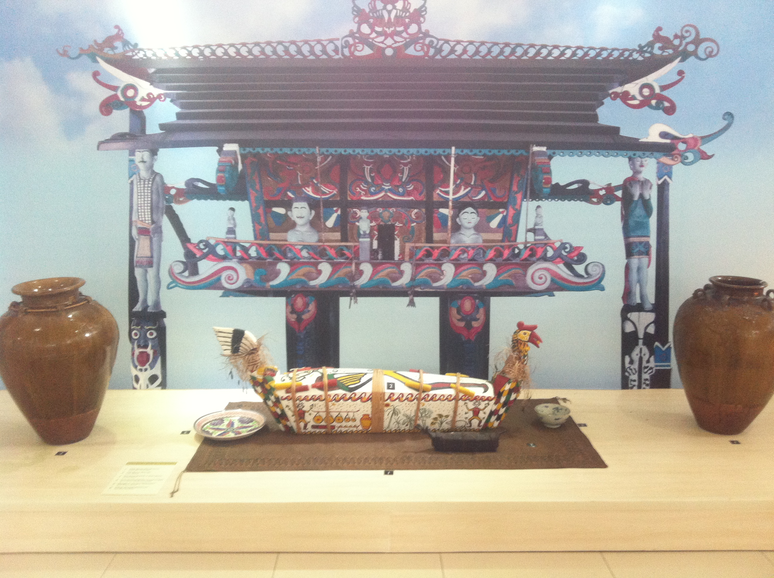 Tempat Wisata Palangkaraya Sekitarnya Part 1 Folks Dayak Museum Balanga