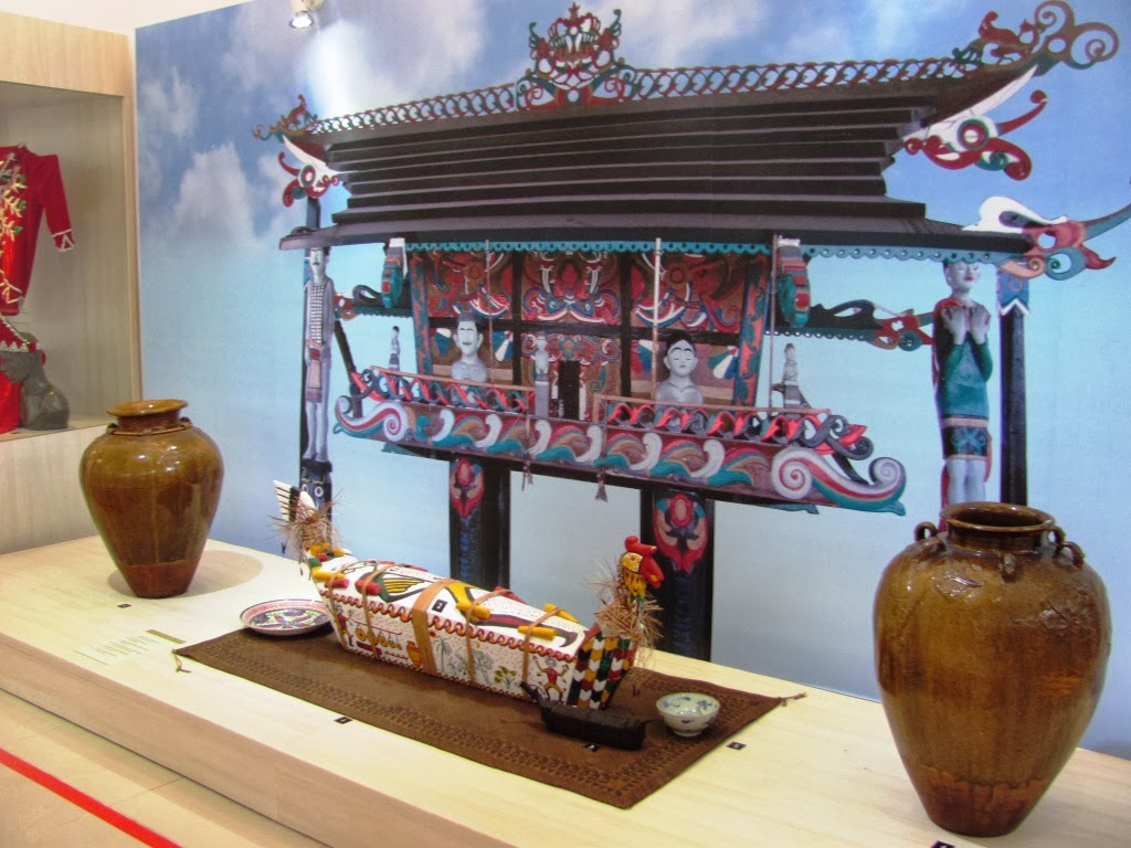 Traveling Museum Balanga Palangkaraya Bangunan Lokasi Negeri Provinsi Kalimantan Tengah