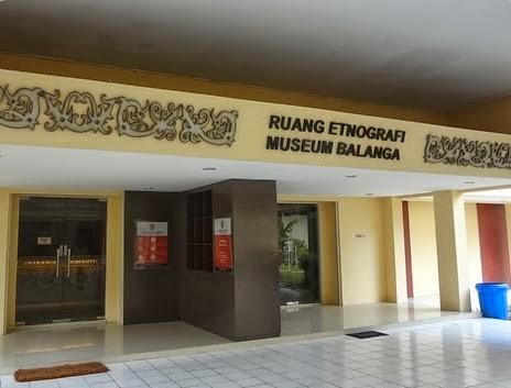 Traveling Museum Balanga Palangkaraya Kota
