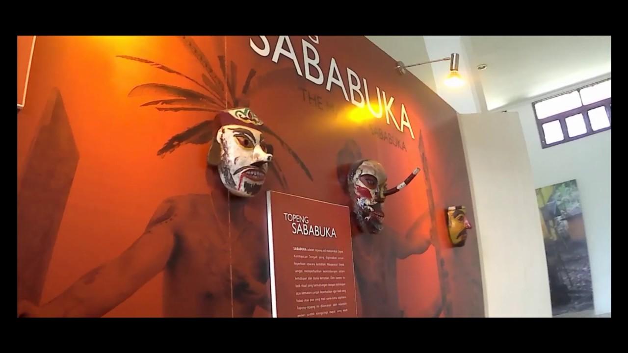 Vlog Museum Balanga Indonesia Kalimantan Tengah Palangka Raya Kota Palangkaraya