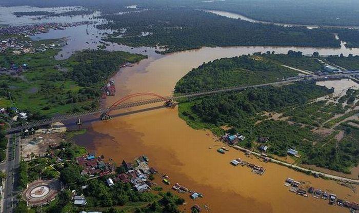 Bakal Jadi Ibu Kota Palangkaraya Punya 4 Destinasi Wisata Alam