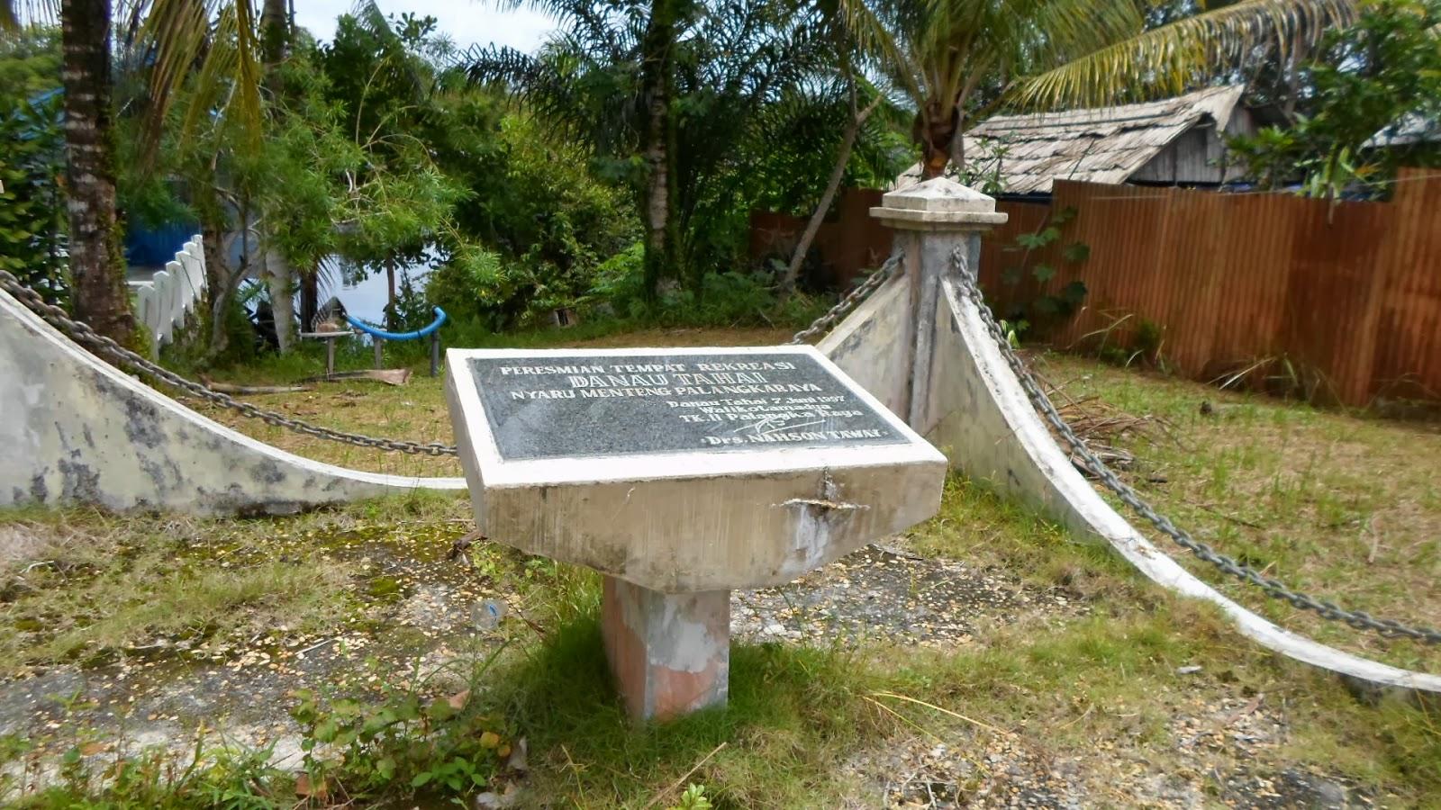 Ryan Gesty Tahai Lake Nyaru Menteng Palangka Raya Setelah Sebelumnya