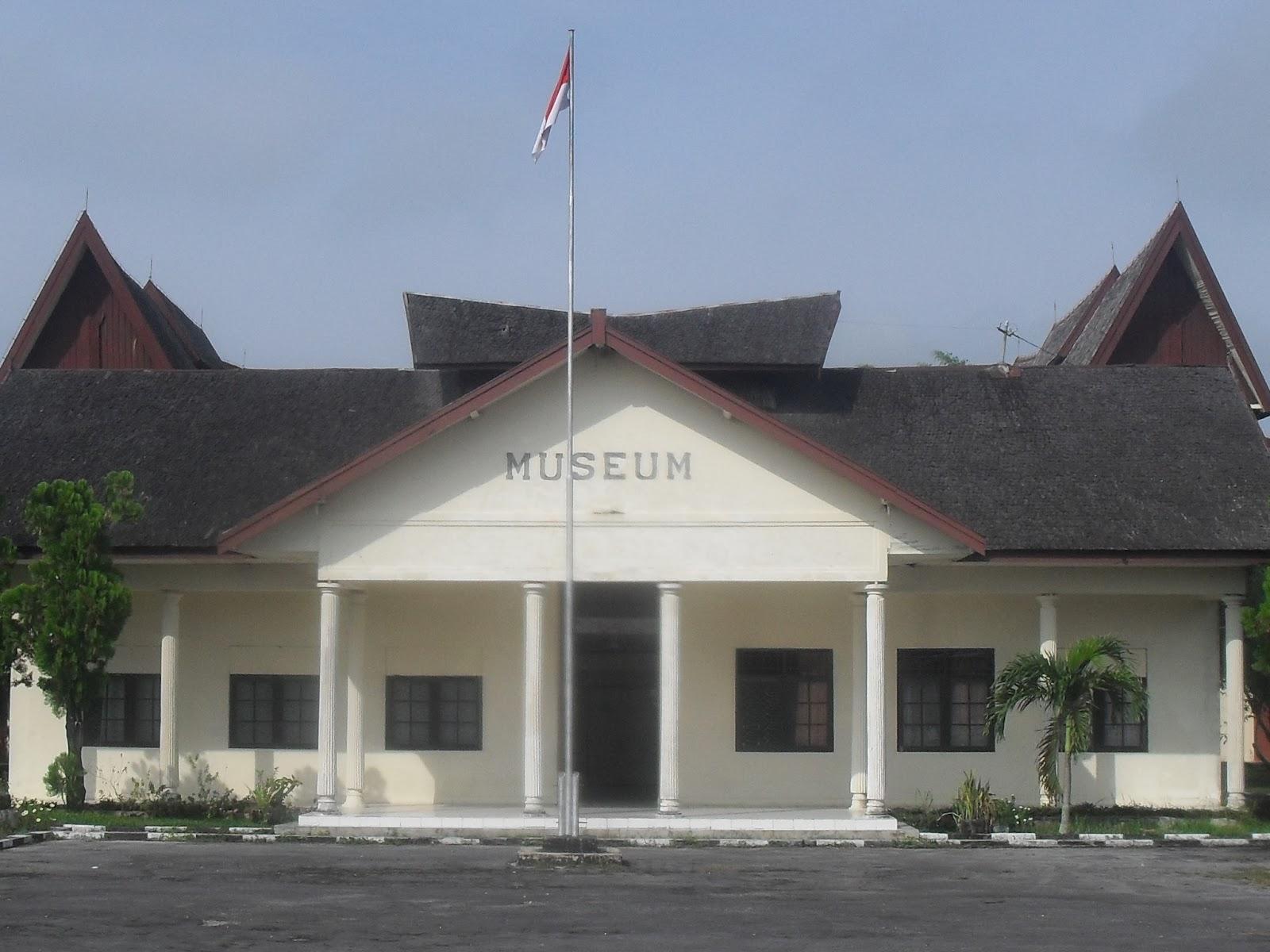 Mahakam24 Museum Balanga Palangkaraya Kalimantan Tengah Dibuka Umum Hari Senin
