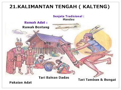 Nama Propinsi Kalimantan Indonesia Felyza Provinsi Tengah Kalteng Ibukota Palangkaraya