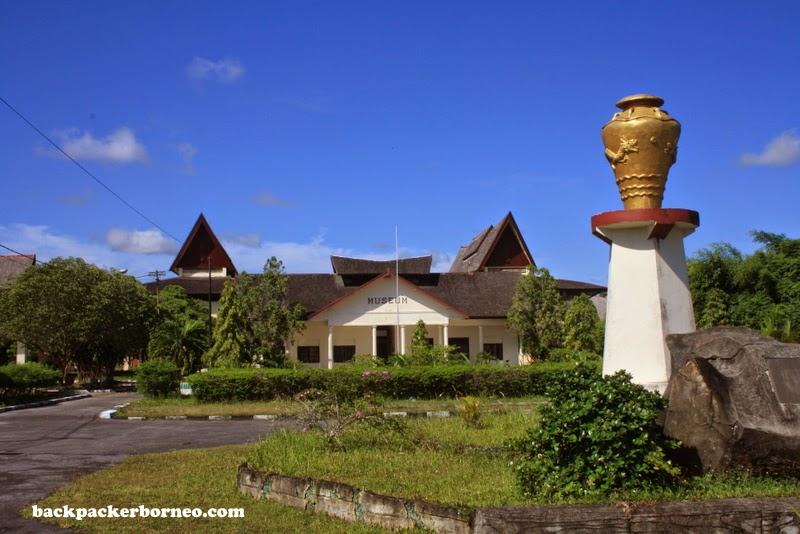 Pesona Kalimantan Tengah Satu Satunya Musium Kota Palangkaraya Tempat Cocok