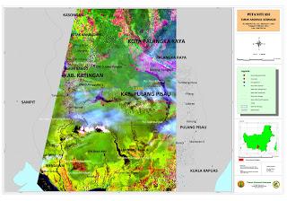 Dayat Blog Aksesibilitas Kawasan Taman Nasional Sebangau Kota Palangkaraya