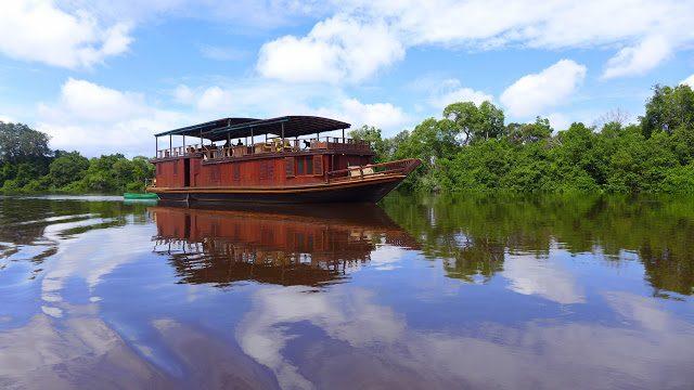 Jelajah Kota Palangkaraya Poros Kalteng Dibelah Sungai Kahayan Mungkin Menjadi