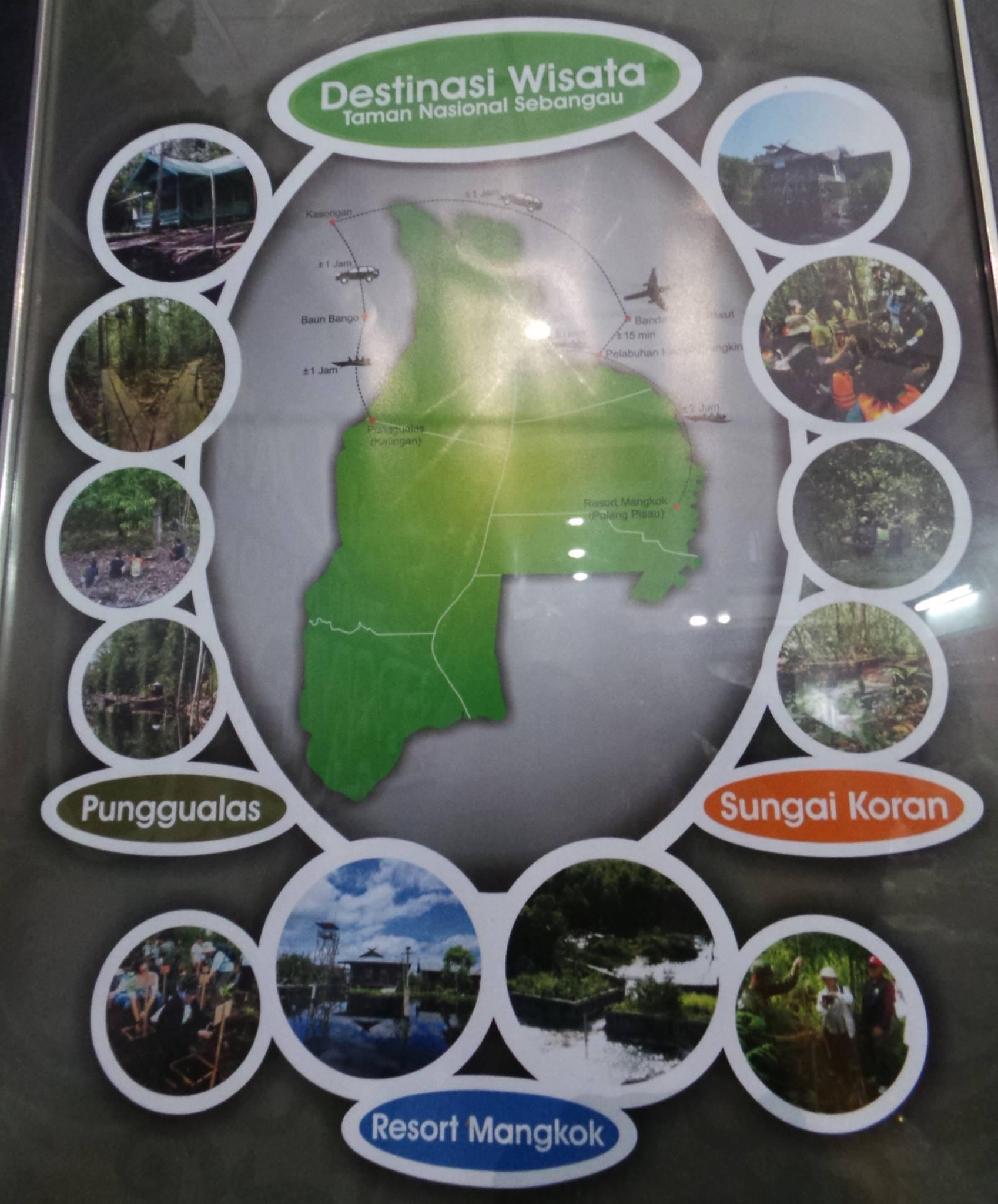 Obyek Wisata Kota Palangka Raya Indonesia Travel Guide Bombastic Information