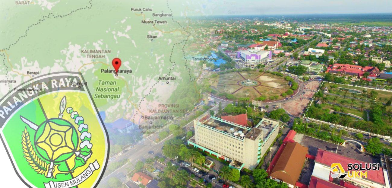 Palangka Raya Kalimantan Punya Potensi Bisnis Besar Disini Solusiukm Taman