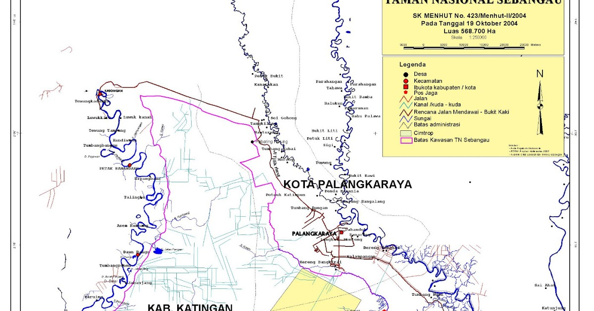 Taman Nasional Sebangau Flora Indonesia Botanical Survival Kota Palangkaraya