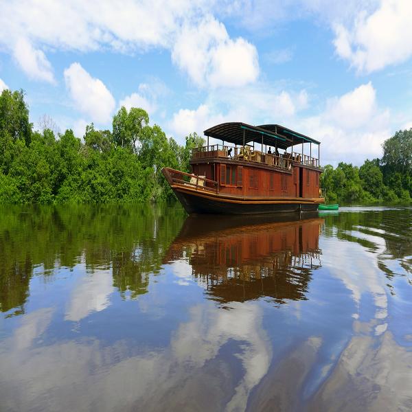 10 Tempat Wisata Palangkaraya Alami Indah Lihat Id Susur Sungai