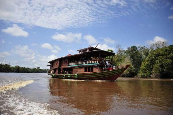 10 Tempat Wisata Palangkaraya Semakin Populer Ibu Kota Centralborneo Taman