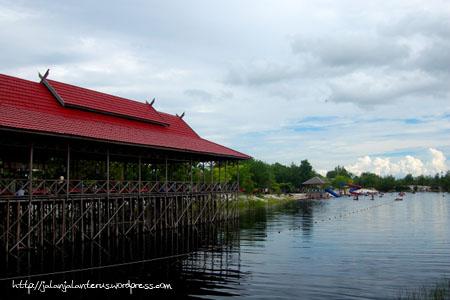 Danau Palangkaraya Nagari Gw Gak Jelas Dinamai Taman Gaul Malah