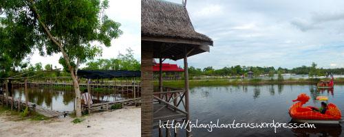 Danau Palangkaraya Nagari Iya Disini Bagus Penggemar Fotografi Terutama Ketika