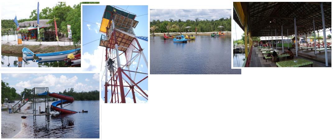 Dinas Pendidikan Pemuda Olahraga Alt Taman Wisata Fantasi Beach Kota