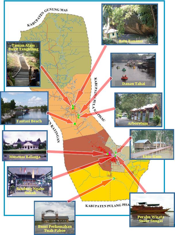 Dinas Pendidikan Pemuda Olahraga Rute Wisata Pilihan Lokasi Bukit Rawi