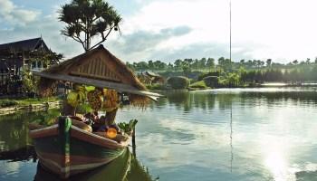 Ibukota Pindah Palangkaraya Pilihan Wisatanya Mengenal Wisata Lembang Utara Kota
