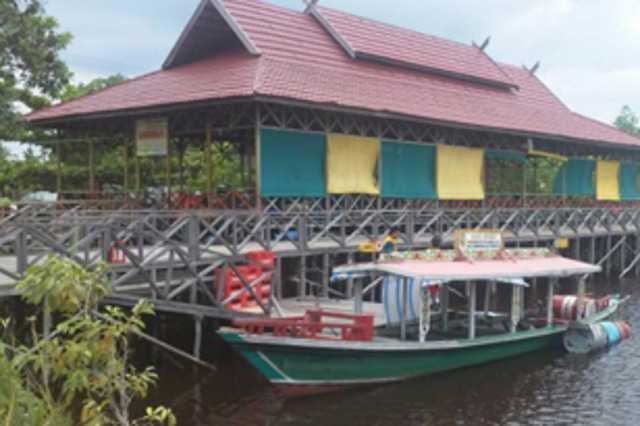 Keindahan Alam Kalimantan Tengah Fantasy Beach Tjilik Riwut Nama Salah