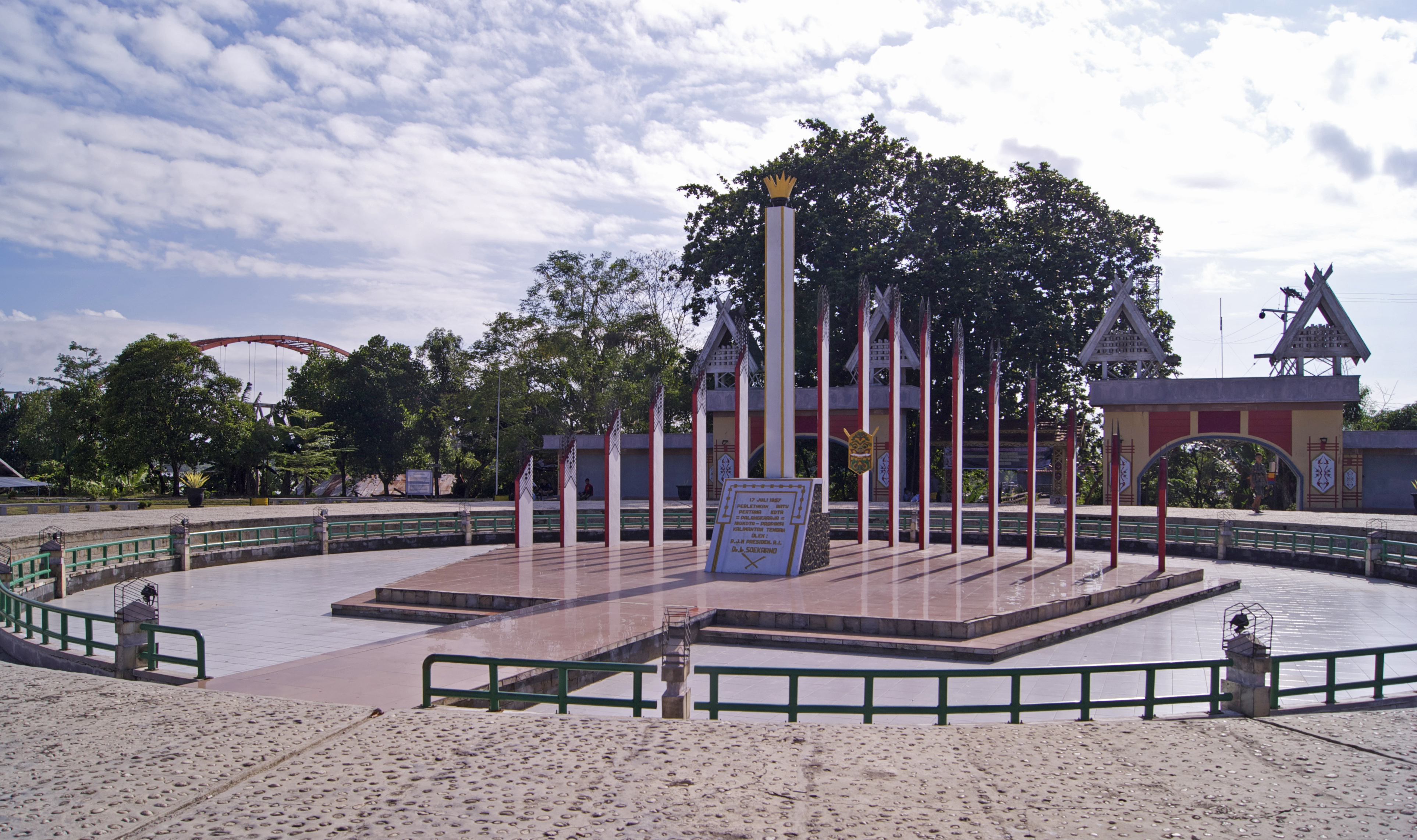 Kota Palangka Raya Wikipedia Bahasa Indonesia Ensiklopedia Bebas Sejarah Singkat