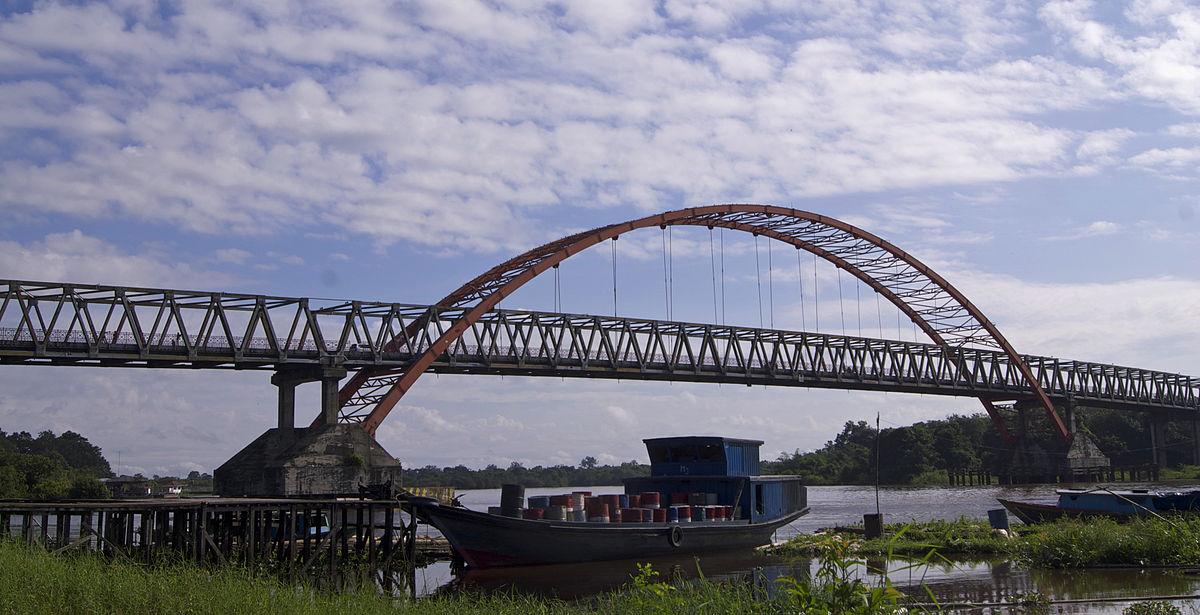 Kota Palangka Raya Wikipedia Bahasa Indonesia Ensiklopedia Bebas Taman Wisata