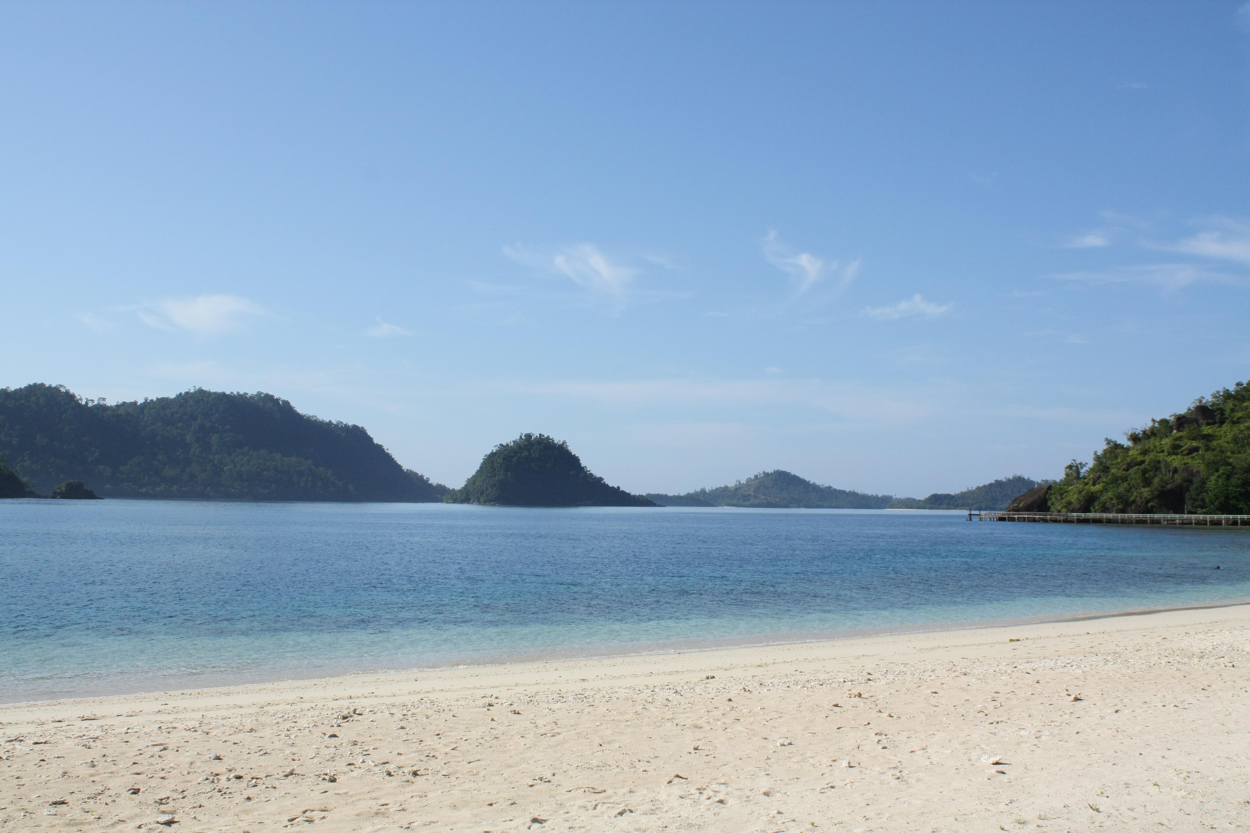 Objek Wisata Kalimantan Tengah Chaca Blog Mencapai Menyusuri Kawasan Pantai