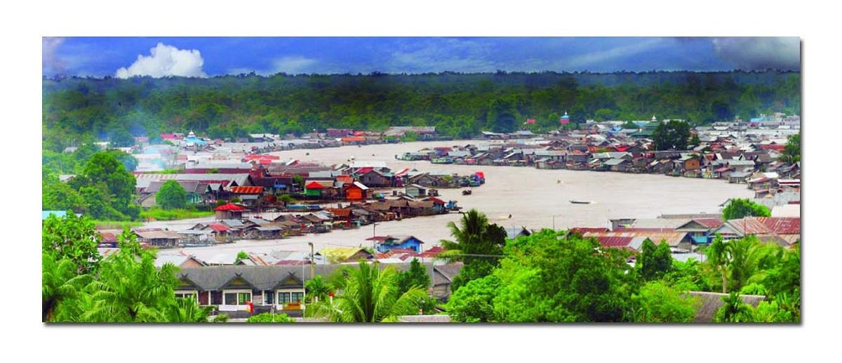 Tempat Wisata Palangkaraya Alami Siap Liburan Taman Fantasi Beach Kota