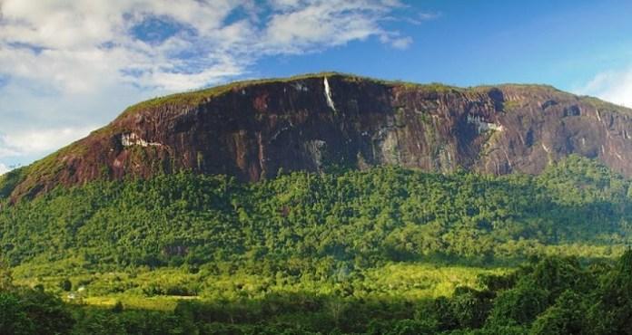 Terkait Ibukota Pindah Palangkaraya Udah Tau Wisata Bukit Baka Disana