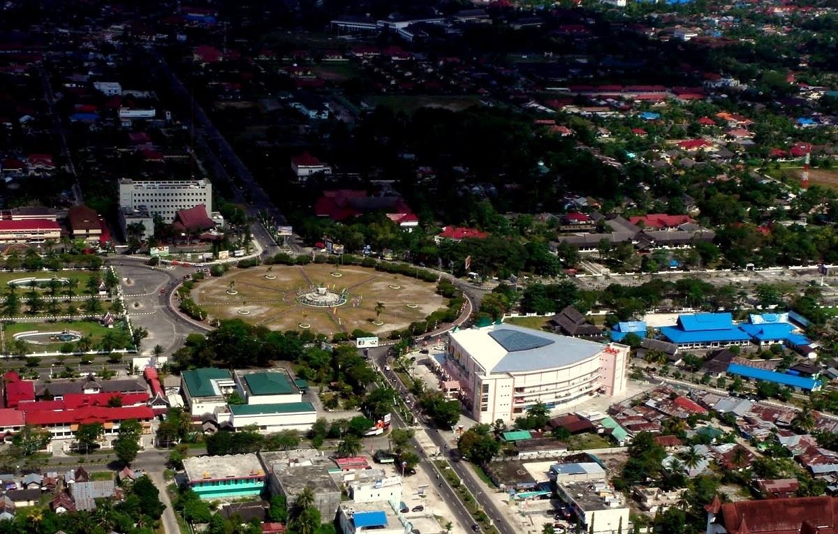 Terkait Ibukota Pindah Palangkaraya Udah Tau Wisata Kota Taman Fantasi