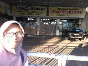 Yeni Ariyani 2017 June Umm Bookstore Toko Buku Unit Usaha
