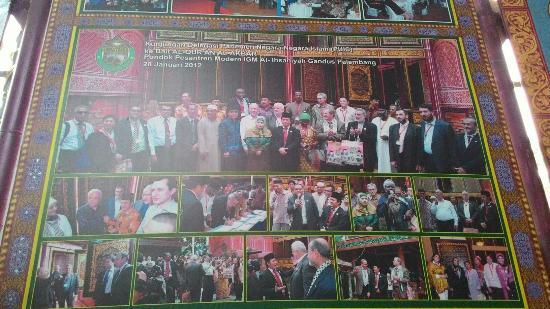 Al Qur Terbesar Dunia Picture Akbar Kota Palembang